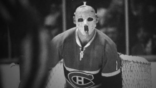 Jacques Plante mask