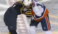 Frozen Fisticuffs Fight Of The Night — Kassian vs. Martin — 11/29/11