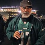 Philly Eagles fan raps