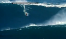 Garrett Mcnamara Sets New Record for Surfing Biggest Wave (Video)