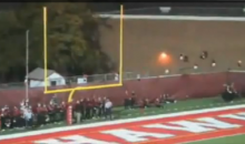 PYROTECHNICS!: Announcer Freaks Out At High School Football Game (Video)