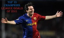Top 10 Best Champions League Goals of 2011