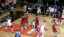 Ray McCallum's Bounce Shot Hits Nothing But Net (Video)