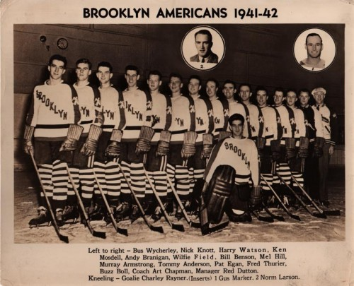 brooklyn americans hockey