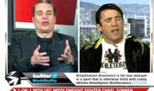 Chael Sonnen Has A Problem With Canada And Their Sports Journalists (Video)