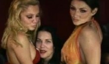 Chyna Parties With The Girls At Rick's Cabaret NYC (Video)