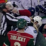 clutterbuck punches ref