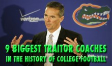 9 Biggest Traitor Coaches In The History Of College Football