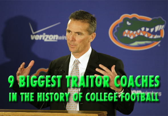 college football traitor coaches