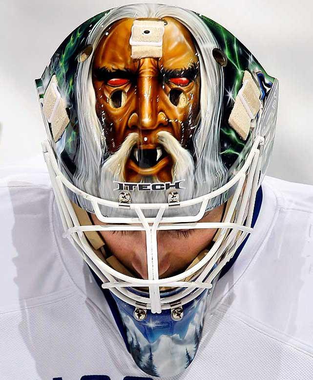 Cool hockey mask designs