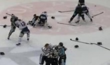 Finnish Hockey Game Produces 465 Minutes In Penalties (Video)