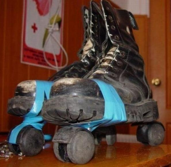 first rollerblades ever