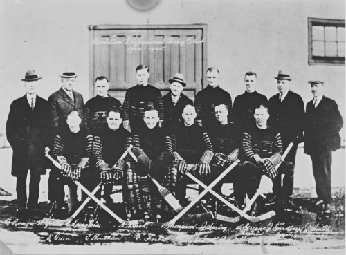 hamilton tigers hockey 1924-25