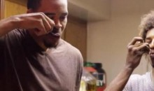 JaVale McGee And Nick Young Take The Cinnamon Challange (Video)
