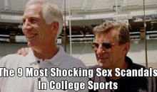 The 9 Most Shocking Sex Scandals In College Sports