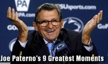 Joe Paterno's 9 Greatest Moments