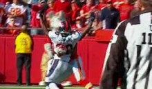 Chiefs' Jon Baldwin Made The Greatest Catch That Never Counted (Video)