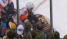 Sabres' Patrick Kaleta Headbutts Flyers' Jakub Voracek (Video)