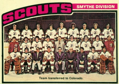 kansas city scouts hockey