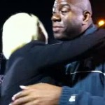 magic johnson marriage proposal