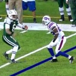 mark sanchez flinch
