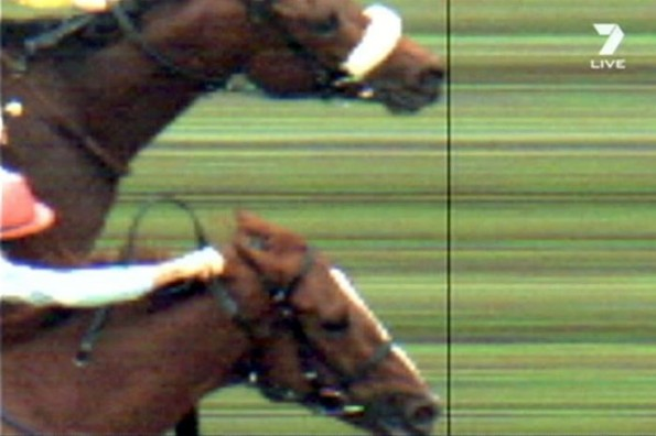 melbourne cup photo finish
