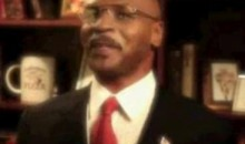 "Mike Tyson Impersonates Herman Cain, Sings ""Imagine There's No Pizza"" (Video)"