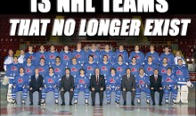 13 NHL Teams That No Longer Exist