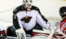 Stat Line Of The Night — 11/8/11 — Niklas Backstrom