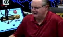 "Rush Limbaugh Says NASCAR Fans Booed Michelle Obama Because Of ""Uppity-ism"" (Video)"