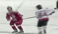 Ryan Rupert Delivers Vicious Slash To Stomach Of Nick Cousins (Video)