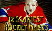 12 Scariest Hockey Masks