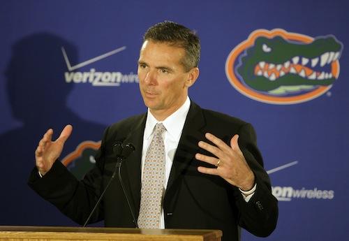 Florida Meyer Resigns Football