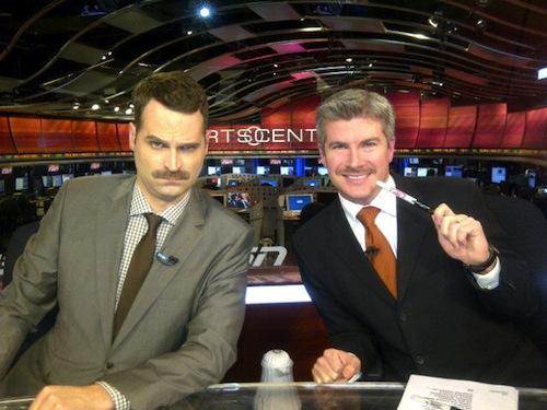 jay onrait dan o'toole movember mustache