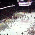 2011 teddy bear toss