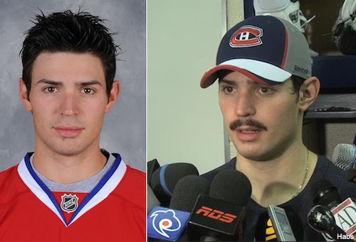 carey price movember mustache