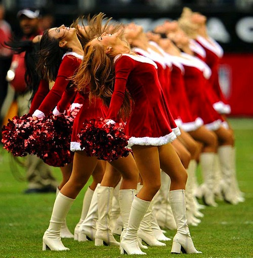 8 arizona cardinals christmas holiday