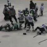 9-year-olds brawl