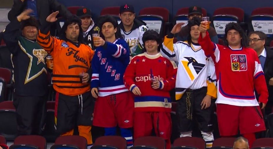 All the Jagrs