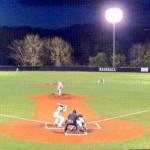 Baseball Field That Looks Like It Has A Big Penis On It