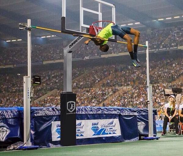 Basketball VS High Jump