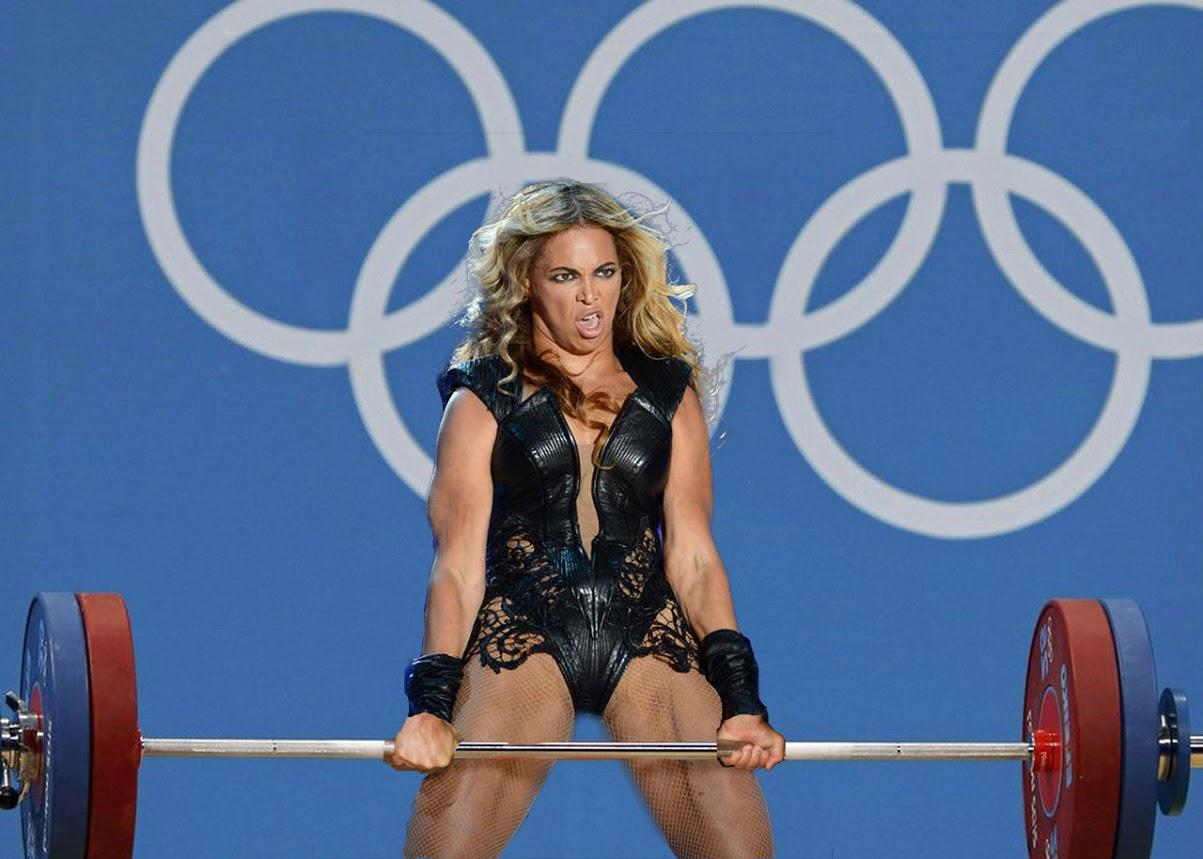Beyonce… WTF?