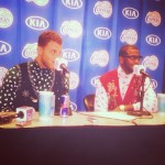 Blake Griffin CP3 Ugly Christmas sweater