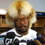 Broncos' Von Miller Wears Crazy Hat
