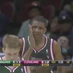 Bucks Rookie Giannis Antetokounmpos huge hands