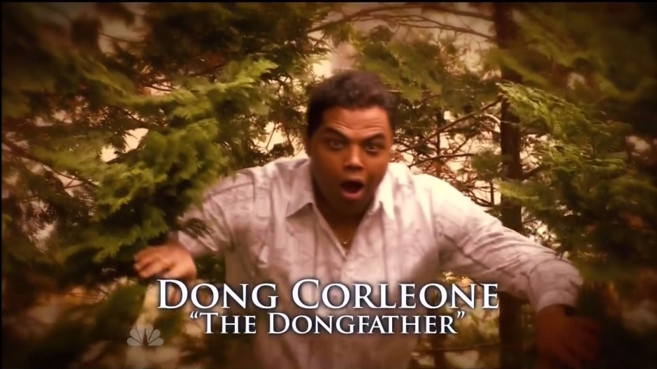 "Charles Barkley is ""The Dongfather"""