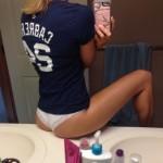 Cabrera's Sexiest Fan