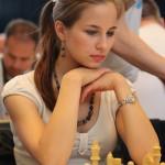 Chess Master Anastasia Gavrilova