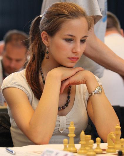 Chess Master Anastasia.