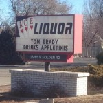 Denver Liquor Store Mocks Tom Brady With Hilarious Sign